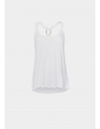 camiseta tiffosi blanca