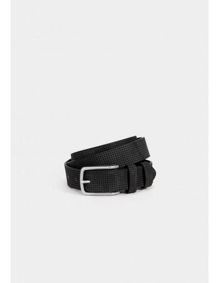 Vista frontal de cinturón Tiffosi