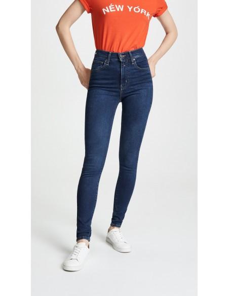 Pantalon Levis Mile Super skinny denim