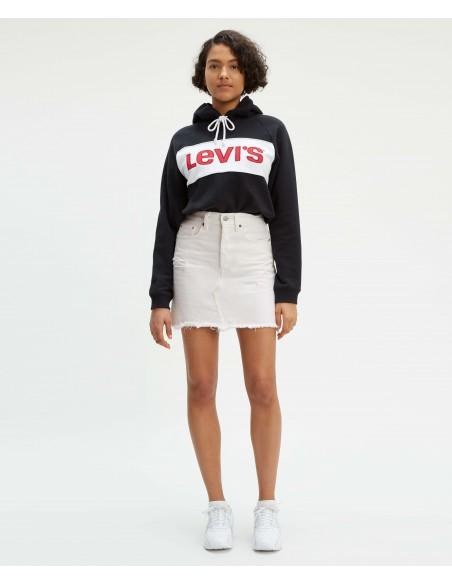 comprar falda levis blanca