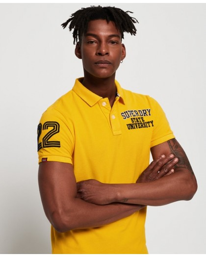 POLO SUPERDRY STATE AMARILLO